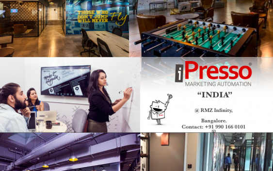 iPresso expands presence in Asia-Pacific with new office in India