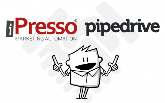 ipresso s integration with pipedrive crm and pipeline management