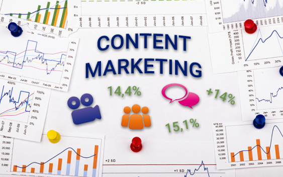 Content Marketing Revenues Forecast To Grow 14% In 2017