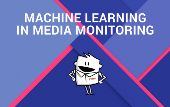 Machine Learning In iPresso's Media Monitoring Feature
