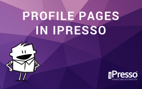 GDPR In iPresso: New Capabilities Of Profile Pages